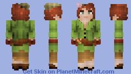 [LotC] Citygoer Minecraft Skin