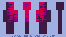 Flayed Minecraft Skin