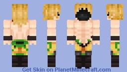 Shadow Dio Minecraft Skin