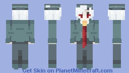 lay all your love on me [odea] Minecraft Skin