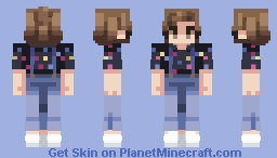 eleven Minecraft Skin