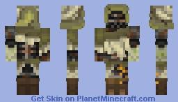 Pestilence ,Horsemen of the apocalypse. [Medieval skin contest] Minecraft Skin