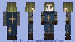 Baldwin IV of Jerusalem Minecraft Skin