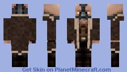 Bane - The Dark Knight Rises Minecraft Skin