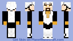 Pc Master Xephos! (TTT) Minecraft Skin