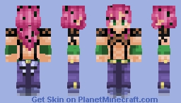 Diavolo Minecraft Skin