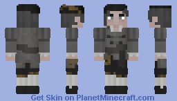 The Dirgist - Medieval Times Contest Entry Minecraft Skin