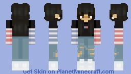 ~~egirl~~ (for my friend :D) Minecraft Skin