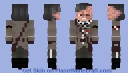 Mikhail Svarogovich Burned Face | DO NOT USE ON LoTC Minecraft Skin
