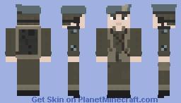 Leading Aircraftman, Royal Airforce Regiment, Europe 1944 - Second World War