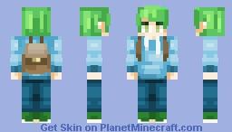 By the way, Can DanPlan Survive MINECRAFT? (Daniel) Minecraft Skin