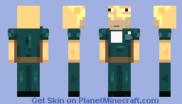 I nEeD tO pRePaRe FoR ThE WaR!? Minecraft Skin
