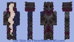 Feathered Knight Minecraft Skin