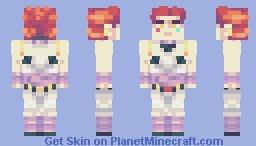 hisoka Minecraft Skin