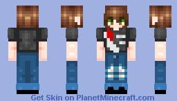 me ♡♡♡ Minecraft Skin