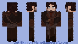 A Man Named Duncan Minecraft Skin