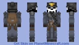 Kriegsman Minecraft Skin
