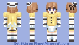 Blend S - Mafuyu! Minecraft Skin