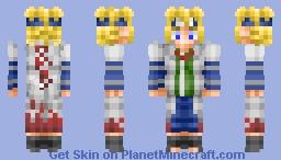 minito Minecraft Skin