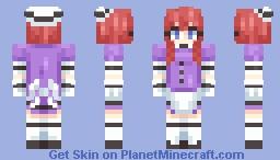 Blend S - Miu! Minecraft Skin