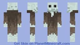 Brain Sucker Minecraft Skin