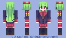 lime Minecraft Skin
