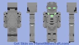Dr. Doom: The Infamous Iron Man (Marvel) Minecraft Skin