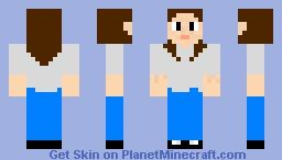 Eloise basic Minecraft Skin