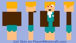 Min Aji (appetite) Minecraft Skin