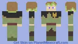 Finral Roulacase Minecraft Skin