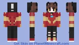 Iron man/Cat/Panic! fan skin Minecraft Skin