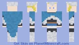 Charlotte Roselei Minecraft Skin