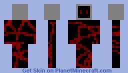 System overload Minecraft Skin