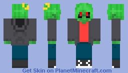 Sophia Minecraft Skin
