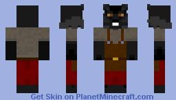 Blacksmith Werewolf [Werewolf Series] (Medieval Times Contest)