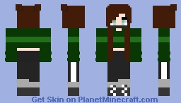 Tana (please do not republish as your own) Minecraft Skin