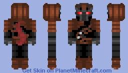 KoH | Militia oc Minecraft Skin