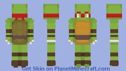 「𝕵」| [Raphael] Minecraft Skin