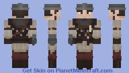Sellsword Minecraft Skin