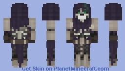 Undead Knight Minecraft Skin