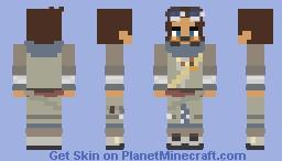 Space Pirate Lance Mcclain Minecraft Skin