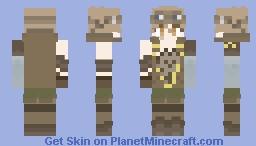 Steam-Punk Girl Minecraft Skin