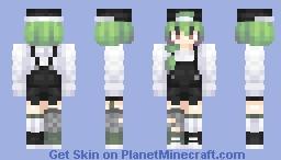 succulents Minecraft Skin