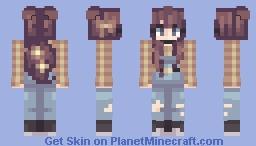 Wand || Summer Bummer Minecraft Skin
