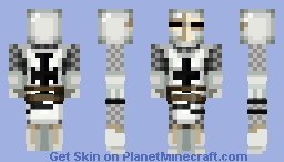 Teutonic Knight [Medieval Age] Minecraft Skin