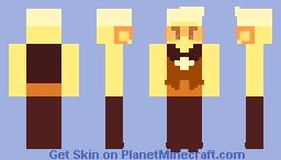 Topaz Minecraft Skin