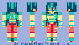 𝗽𝗔𝗹𝗲 | trash post Minecraft Skin