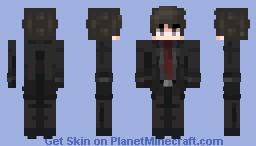 E Minecraft Skin