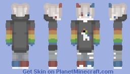♥ Pride ♥ Minecraft Skin