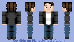 John Mayer - (My Favorite Singer) Minecraft Skin